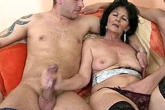 Porn With Granny